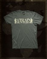 Strain Hunters - Green T-Shirt