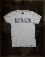 Strain Hunters - Jersey Grey T-Shirt