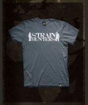 Strain Hunters - Blue T-Shirt