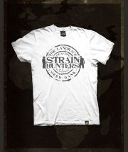 Strain Hunters - White T-Shirt