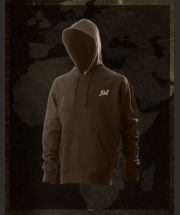 Africa Expedition - Brown -  Hoody