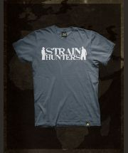 Strain Hunters - Blue T-Shirt