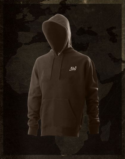 Strain Hunters - Black Hoody